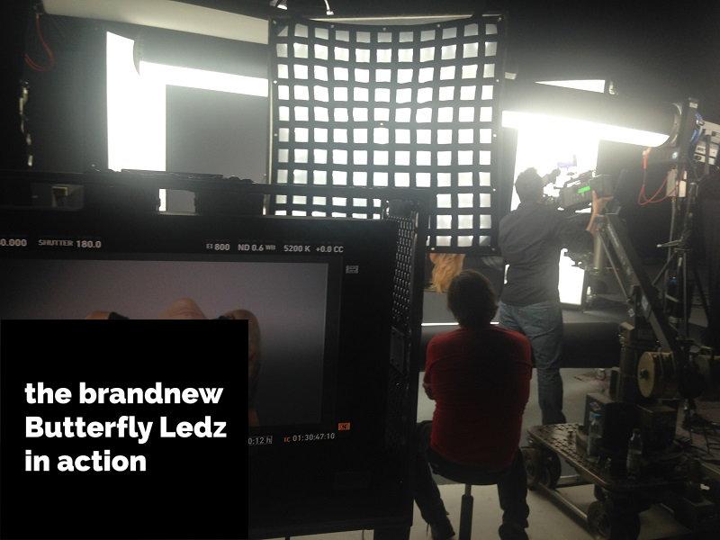 LED Steuerung, led technology Butterfly-LedZ