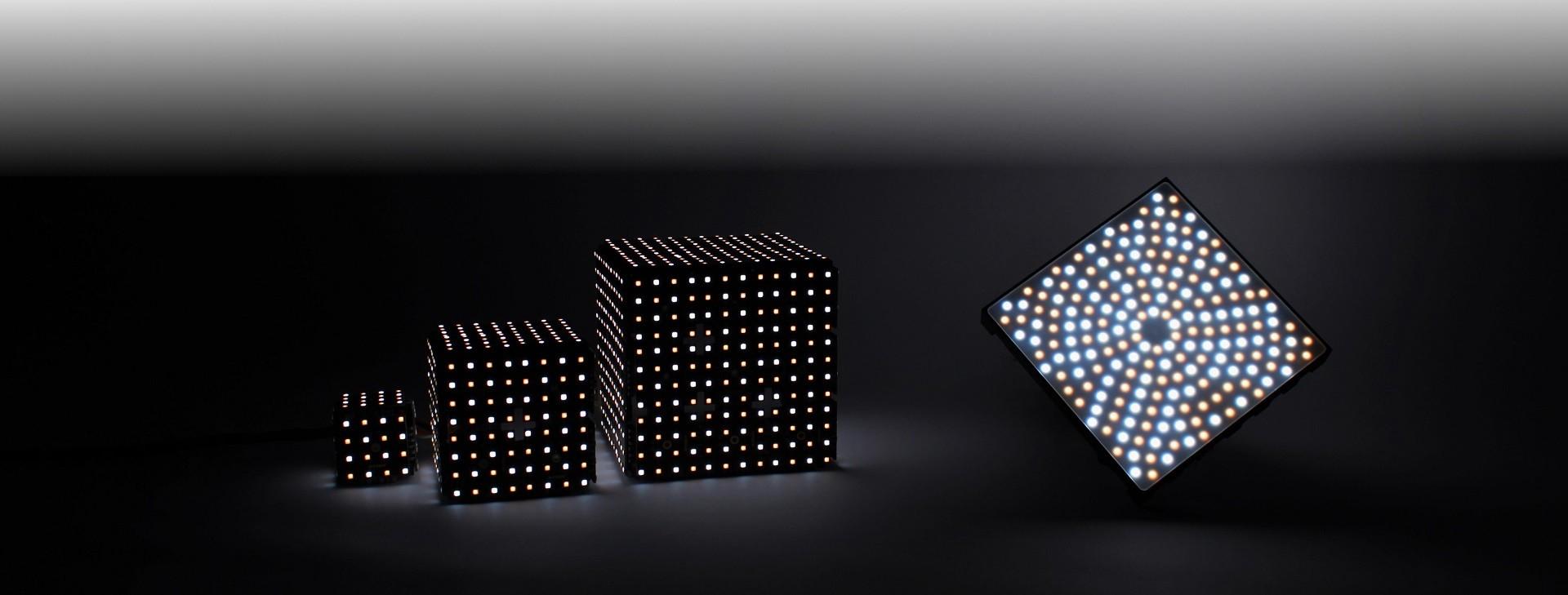 Sticks&Bricks LED Studiobeleuchtung