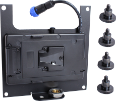 v-mount for BM150 LED Video Light