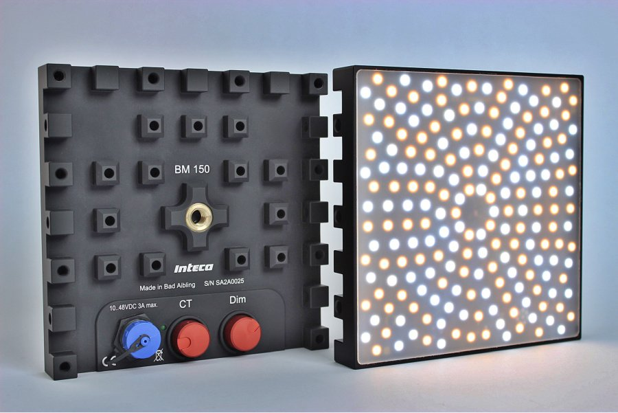 BM150 LED Video Light ,led video lighting 4